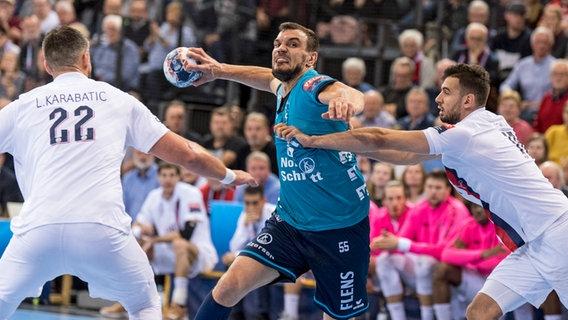 psg handball kader
