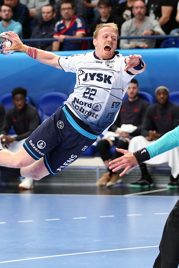 Handball: Flensburg verliert in Paris - NDR.de