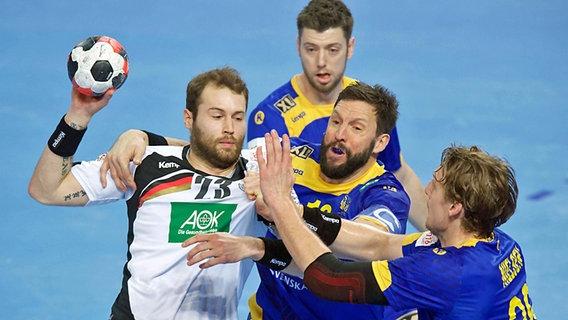 wo kann man handball live sehen