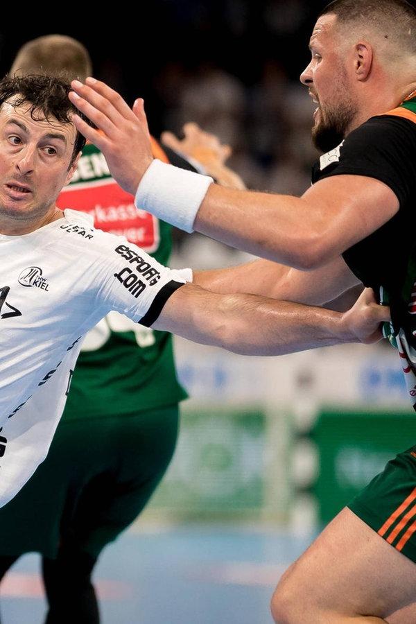 Handball: THW Kiel - Hannover-Burgdorf jetzt live