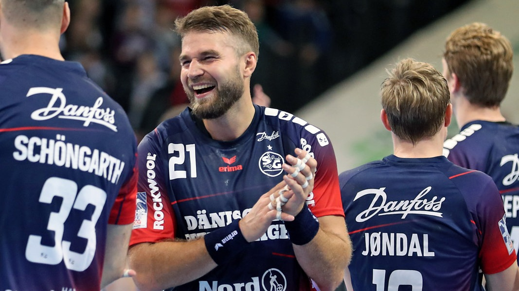 Jacob Heinl verlängert bei der SG Flensburg-Handewitt