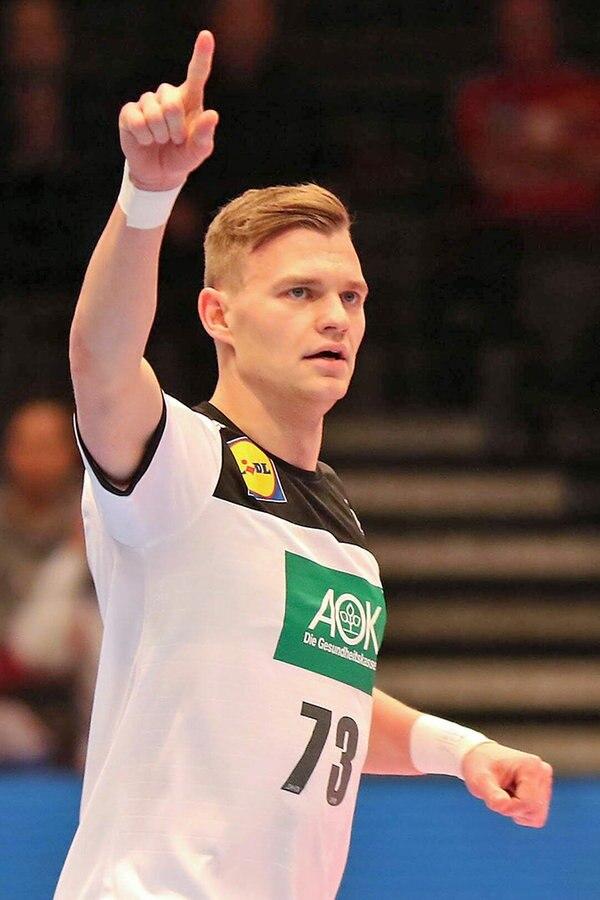 Handball: Kastening vom Teamneuling zum Topspieler