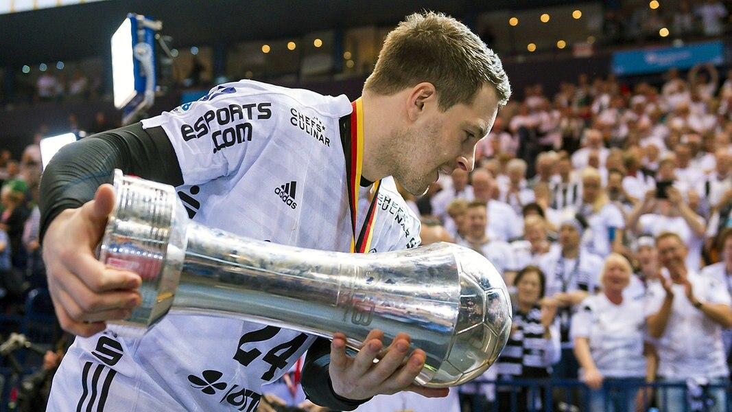 DHB-Pokal: Kiel - Baunatal, Flensburg - Stiere Schwerin
