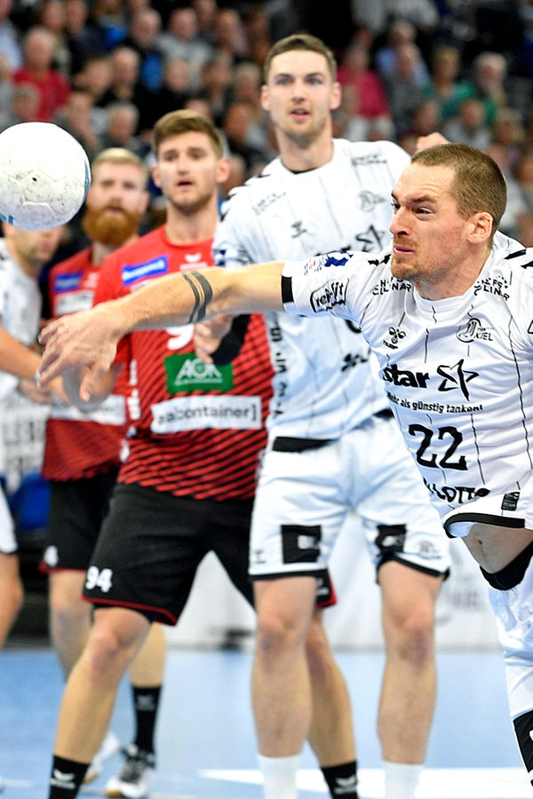 THW Kiel feiert Pflichtsieg gegen Nordhorn-Lingen