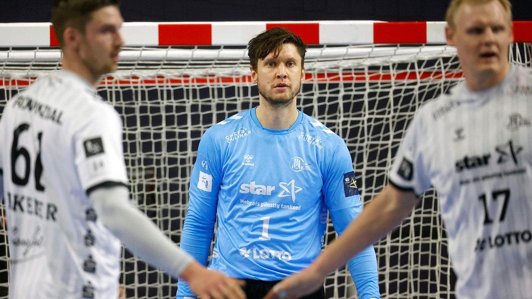 THW-Handballer im Corona-Dilemma: Bundesliga beharrt auf Regeln - NDR.de