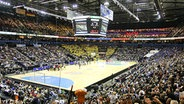 Final Four in der Color Line Arena © Hochzwei