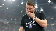 Trainer Filip Jicha vom THW Kiel © imago images/Beautiful Sports