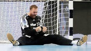 Jubel bei Keeper Andreas Wolff vom THW Kiel © fishing4