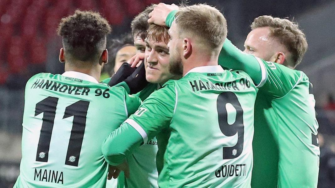 Hannover 96 Mannschaft