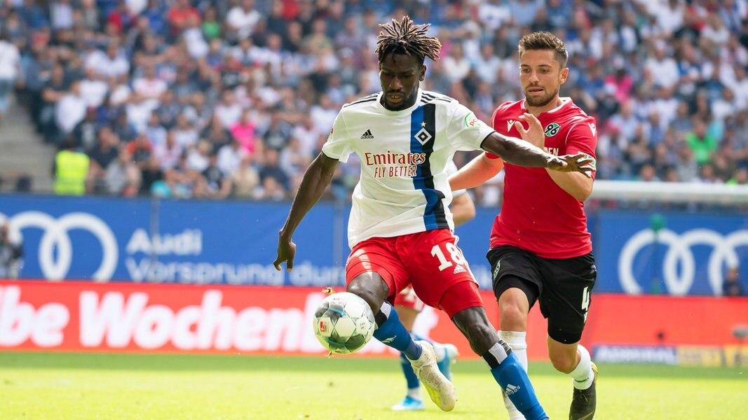Spielplan Zweite Liga: HSV eröffnet gegen Düsseldorf
