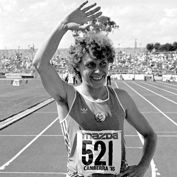 Marita Koch Zu Schnell Um Wahr Zu Sein Bild 15 Ndr De Sport Legenden
