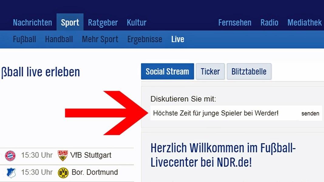 Ndr Sport Live