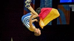 Der deutsche Ringer Alexander Leipold © picture-alliance / Sven Simon