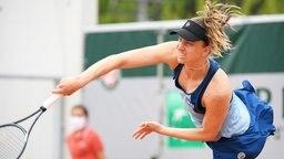 Tennisspielerin Mona Barthel aus Neumünster
