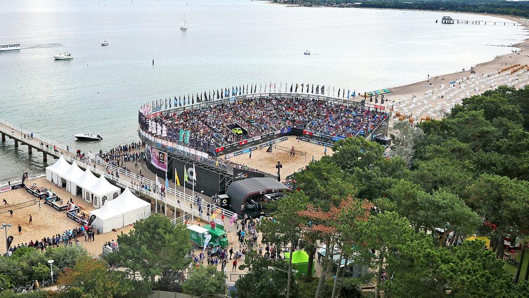 Beach Tour: Spitzensport am Strand