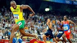 Usain Bolt © AP Foto: David Phillip