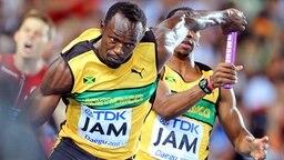 Usain Bolt (M.) © picture alliance / ZUMAPRESS.com Fotograf: Chen Xiaowei