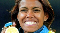 Cathy Freeman © picture-alliance / dpa