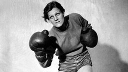 """Mildred """"Babe"""" Didrikson 1933 © picture-alliance / United Archives/TopFoto"""