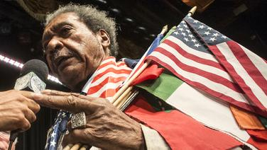 Box-Promoter Don King © picture alliance