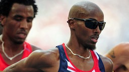 Mohammed Farah © picture alliance / empics Fotograf: Adam Davy