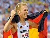 10.000-m-Europameister Jan Fitschen © picture-alliance / Sven Simon Fotograf: FrankHoermann/Sven Simon