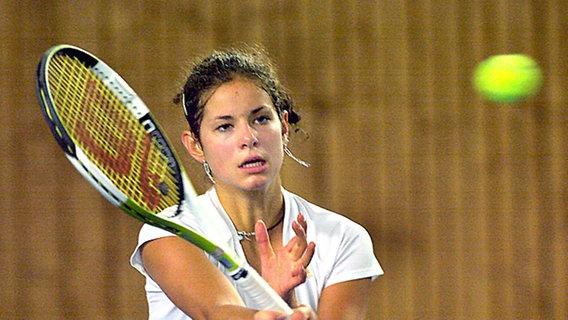Die Karriere Von Julia Gorges In Bildern Ndr De Sport Mehr Sport
