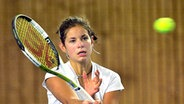 Tennisspielerin Julia Görges aus Bad Oldesloe © picture-Alliance