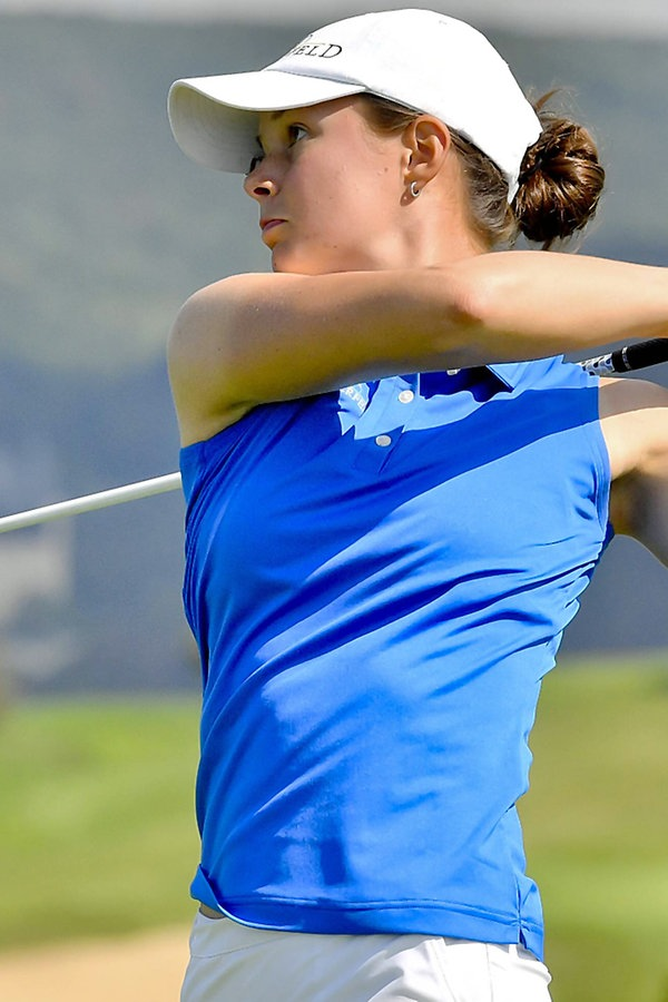 Esther Henseleit: Golf-Senkrechtstarterin aus Hamburg