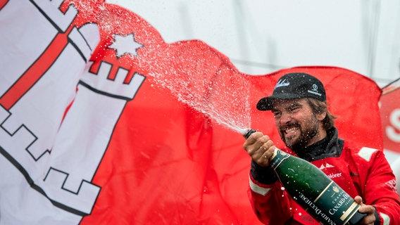 Finale beim Vendeé Globe: Hamburger Boris Herrmann kämpft um Sieg