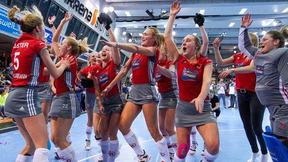 Olympia Hockey Damen