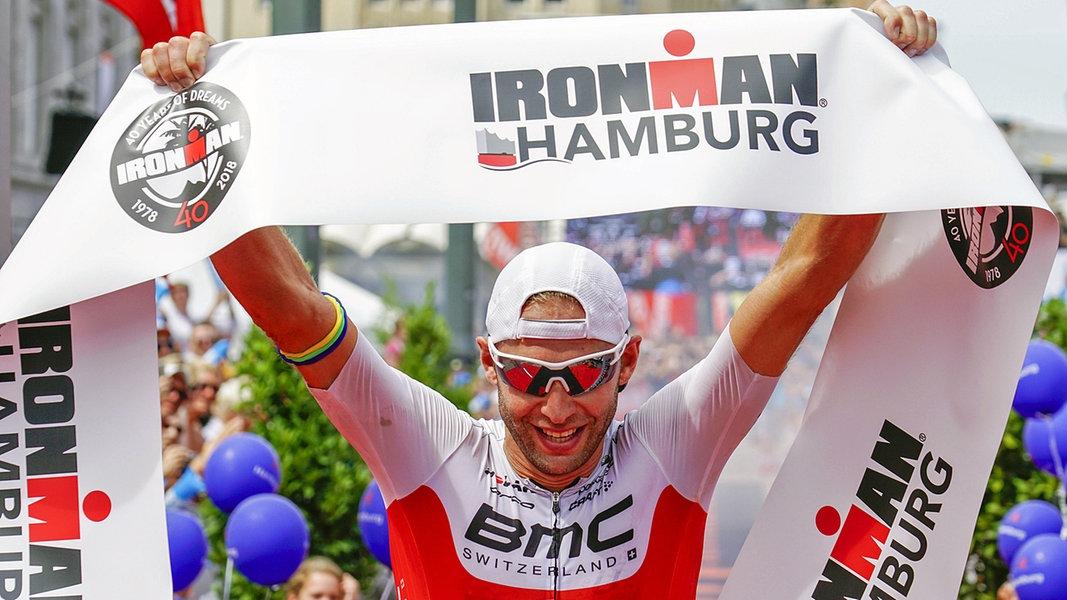 Hamburg Ironman Aernouts Und Crowley Siegen Ndrde Sport Mehr
