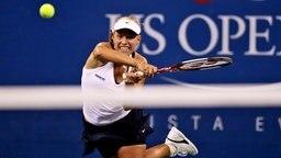 Tennis-Profi Angelique Kerber  © imago/Zimmer Foto: Paul Zimmer