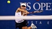 Tennis-Profi Angelique Kerber © imago/Zimmer Fotograf: Paul Zimmer