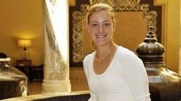 Tennis-Profi Angelique Kerber  © imago/Hasenkopf Foto: Hasenkopf