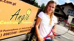 Tennis-Profi Angelique Kerber  © augenklick/firo Sportphoto Foto: firo Sportphoto/newspix