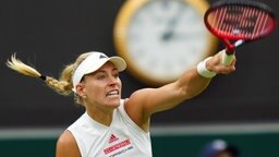 Tennisspielerin Angelique Kerber © imago images/Shutterstock