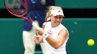 Tennisprofi Angelique Kerber © imago images/Shutterstock Foto: Javier Garcia