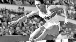 Hürden-Weltrekordler Martin Lauer © Horstmüller