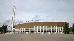 Das Helsinki Stadion © imago/Ed Gar Foto: Ed Gar