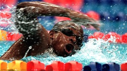 Eric Moussambani 2000 in Sydney © imago/Gallo Images