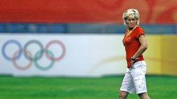 Trainerin Silvia Neid © dpa