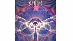 Das Plakat der Olympischen Spiele von 1988 in Seoul. © picture-alliance / ASA