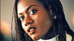 Merlene Ottey, jamaikanische Sprint-Weltmeisterin über 200 m © picture-alliance / dpa