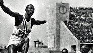 Jesse Owens (USA) © picture alliance / united archives