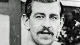 Emil Rausch (Berlin), zweifacher Olympiasieger 1904 in St. Louis über 440 und 880 Yards Freistil © ullstein bild - ullstein bild