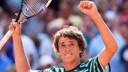 Tennis-Profi Alexander Zverev am Hamburger Rothenbaum © Witters Photo: Valeria Witters