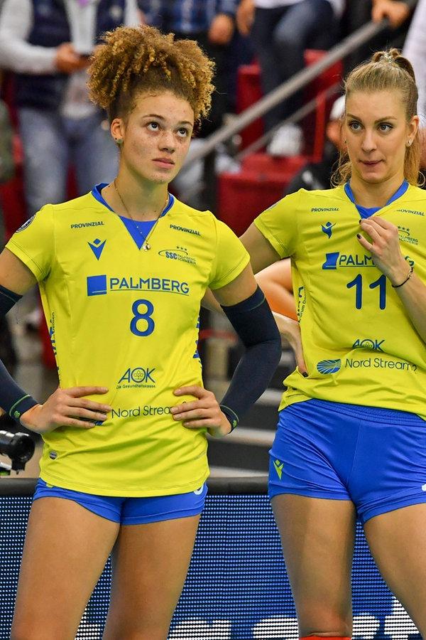 DVV-Pokal: SSC Schwerin verliert beim MTV Stuttgart