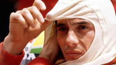 Ayrton Senna © Witters Foto: Bruno Fablet