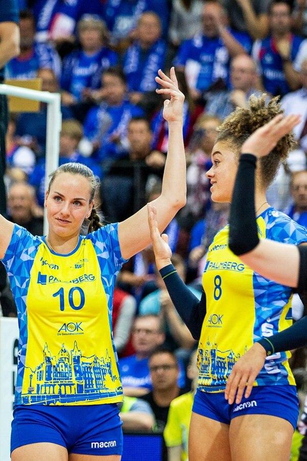Volleyball: SSC Schwerin peilt Meisterschaft an